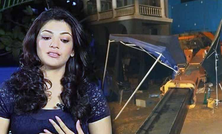 indian 2, indian 2 set accident, kamal haasan, kamal haasan shooting accident, kamal haasan indian 2, indian 2 set accident, kajal agarwal, shankar, chennai city news