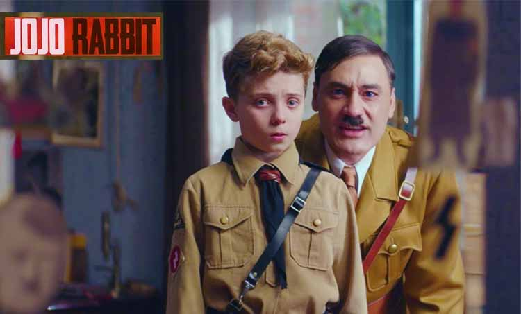 jojo rabbit review, jojo rabbit, jojo rabbit movie review, jojo rabbit film review, jojo rabbit hitler, hitler, jojo rabbit rating, jojo rabbit movie, jojo rabbit full movie, jojo rabbit watch online, jojo rabbit download, jojo rabbit torrent, jojo rabbit telegram, jojo rabbit free download, jojo rabbit tamilrockers, oscar 2020, oscar awards, ജോജോ റാബിറ്റ്, ഓസ്കാര്‍, ഓസ്ക്കര്‍