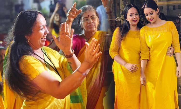 sowbhagya venkitesh, Thara kalyan