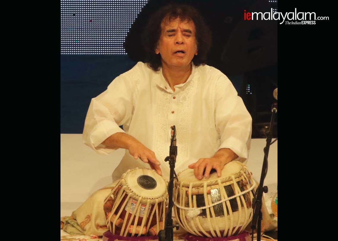Ustad Alla Rakha Khan, ie malayalam