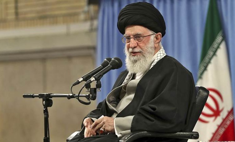 Delhi riots, Ayatollah Khamenei, Khameni, Iran, ഡൽഹി കലാപം, Javad Zarif, RSS, ഡൽഹി സംഘർഷം, Muslims in India, Indian Express