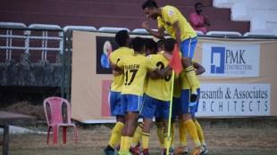 KPL, Final, Kerala Blasters FC vs Gokulam Kerala FC, match result, goal, കെപിഎൽ, കേരള ബ്ലാസ്റ്റേഴ്സ്, ഗോകുലം കേരള എഫ്സി, ie malayalam, ഐഇമലയാളം