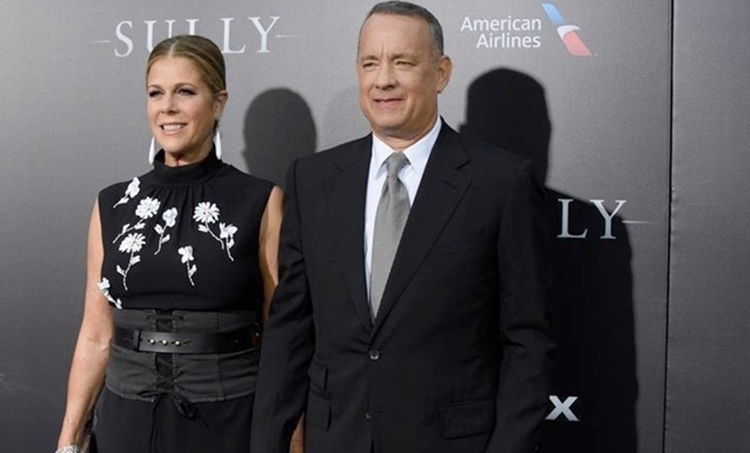 Tom Hanks, ടോം ഹാങ്ക്സ്, Tom Hanks coronavirus, Tom Hanks wife leave hospital, Tom Hanks health update, Tom Hanks rita wilson, Tom Hanks wife rita coronavirus, Tom Hanks rita wilson corona, Indian express malayalam, IE malayalam