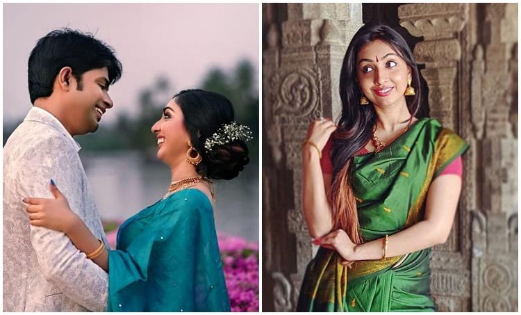 Utthara Unni , Utthara Unni wedding, Utthara Unni Engagement video, Urmila Unni, Utthara Unni engagement photo, ഉത്തര ഉണ്ണി, ഉത്തര ഉണ്ണി വിവാഹനിശ്ചയം, ഊർമിള ഉണ്ണി, urmila unni, Samyuktha Varma, സംയുക്ത വർമ്മ, Biju Menon, ബിജു മേനോൻ, Samyuktha Varma Biju Menon photo, Indian express Malayalam, IE Malayalam, ഇന്ത്യൻ എക്സ്പ്രസ് മലയാളം, ഐ ഇ മലയാളം