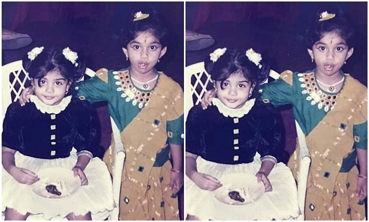Keerthi suresh Kalyani Priyadarshan