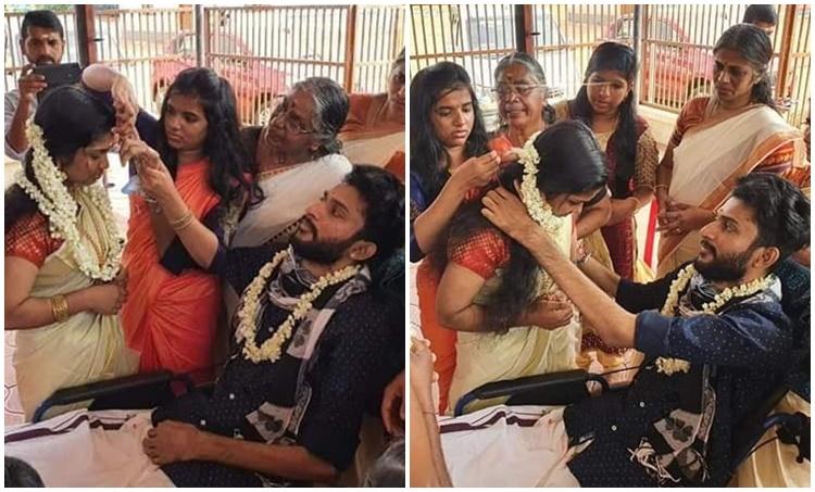 Pranav Shahana wedding, പ്രണവ് ഷഹാന വിവാഹം, Indian express malayalam, IE malayalam