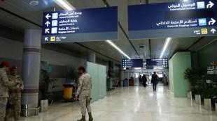 Saudi Arabia coronavirus, സൗദി അറേബ്യ കൊറോണ വൈറസ്, coronavirus outbreak, coronavirus cases in Saudi Arabia, Saudi Arabia cancels flights, Saudi Arabia cancels international flights, World news, Indian Express, iemalayalam, ഐഇ മലയാളം