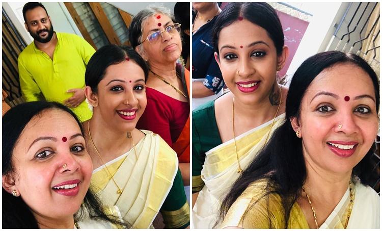 sowbhagya venkitesh, Thara Kalyan, Attukal Ponkala, sowbhagya venkitesh age, sowbhagya venkitesh haldi photos, sowbhagya venkitesh mehandi photos, sowbhagya venkitesh and arjun, sowbhagya venkitesh and arjun somasekhar, sowbhagya venkitesh and mother dubsmash, sowbhagya venkitesh and arjun somasekharan, sowbhagya venkitesh wedding, sowbhagya venkitesh wedding photos, sowbhagya venkitesh marriage, sowbhagya venkitesh arjun marriage photos, sowbhagya venkitesh arjun somasekharan wedding video, sowbhagya venkitesh wedding, sowbhagya venkitesh marriage photos, സൗഭാഗ്യ വെങ്കിടേഷ്, അര്ജ്ജുന് സോമശേഖര്, സൗഭാഗ്യ വെങ്കിടേഷ് ഡബ്ബ്സ്മാഷ്, സൗഭാഗ്യ വെങ്കിടേഷ് ഡബ്സ്മാഷ്