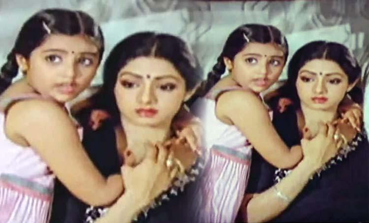 sridevi, ശ്രീദേവി, മീന, നടി മീന, meena, meena actress, meena actress age, meena actress childhood photos, actors childhood photos, celebrity childhood photos, childhood photos