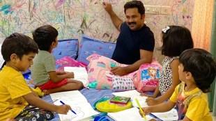 Aju Varghese, Aju Varghese kids, Aju Varghese family, അജു വർഗീസ്, Indian express malayalam, IE Malayalam