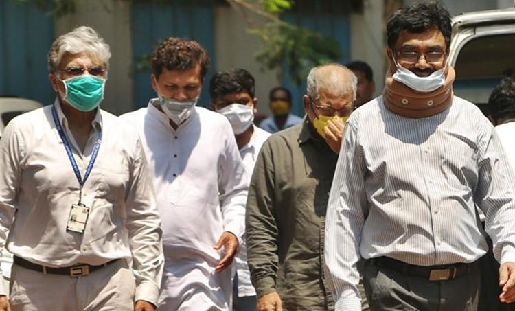 Elgar Parishad case, Anand Teltumbde arrest, Gautam Navlakha arrest, Anand Teltumbde letter, NIA elgar parishad case