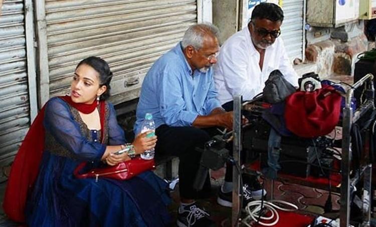 Nithya Menen, Maniratnam, OK Kanmani, നിത്യ മേനൻ, മണിരത്ന, ഓകെ കൺമണി