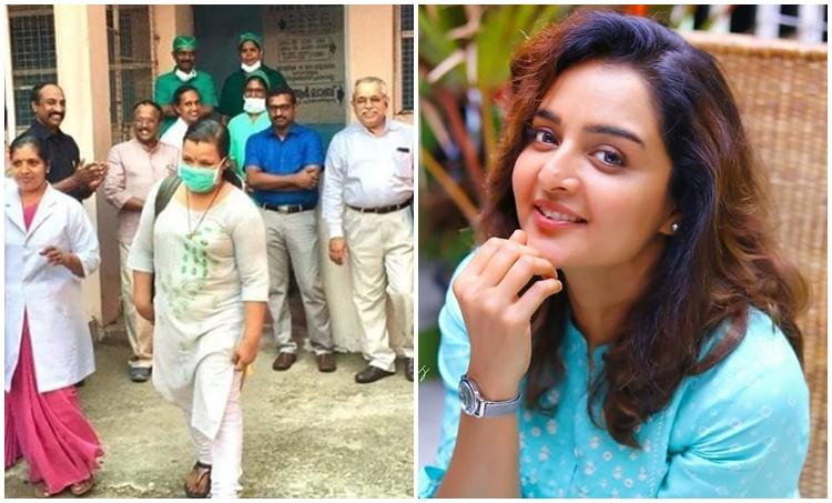 manju warrier called nurse reshma