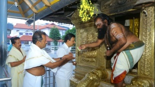 Vishu, വിഷു, Vishu celebration in Sabarimala, ശബരിമലയിൽ വിഷു ആഘോഷം, Sabrimala, ശബരിമല, iemalayalam, ഐഇ മലയാളം