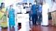 robots in covid treatment, കോവിഡ്-19 വാര്ഡുകളില് റോബോട്ട്, sanitizer kunjappan robot, സാനിറ്റൈസര് കുഞ്ഞപ്പന്, thrissur medical college, തൃശൂര് മെഡിക്കല് കോളെജ്, thrissur engineering college, തൃശൂര് എഞ്ചിനീയറിങ് കോളെജ്, fab lab, ഫാബ് ലാബ്, ഐഇമലയാളം, iemalayalam