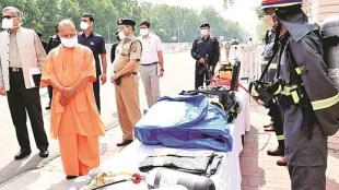 Yogi Adityanath, Yogi Adityanath father dead, Yogi Adityanath father passes away, Yogi Adityanath father death, Yogi Adityanath father AIIMS, Yogi Adityanath father last rites