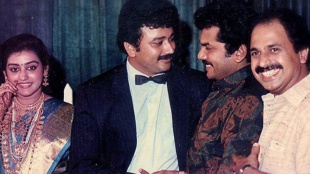 Jayaram Parvathy wedding, Manju warrier wedding, ജയറാം പാർവതി വിവാഹം, മഞ്ജുവാര്യർ വിവാഹ ഫോട്ടോ, Indian express malayalam, IE malayalam