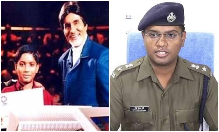 Kaun Banega Crorepati, Ravi Mohan Saini Ravi Mohan Saini 2001 winner of Kaun Banega Crorepati is now the SP of Gujarat's Porbandar