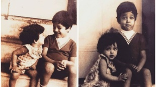 Aishwarya rai bachchan unseen childhood pictures playing with brother, ഐശ്വര്യ റായ്, ഐശ്വര്യ റായ് ബച്ചൻ, aishwarya rai rare pics, aishwarya rai childhood pictures, aishwarya rai bachchan, Indian express malayalam, IE Malayalam