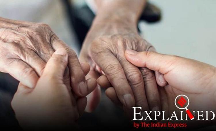 covid-19, കോവിഡ്-19, coronavirus,കൊറോണവൈറസ്, coronavirus impact on old people, കൊറോണവൈറസും വൃദ്ധരും, old age coronavirus, coronavirus covid news, indian express explained, iemalayalam, ഐഇമലയാളം