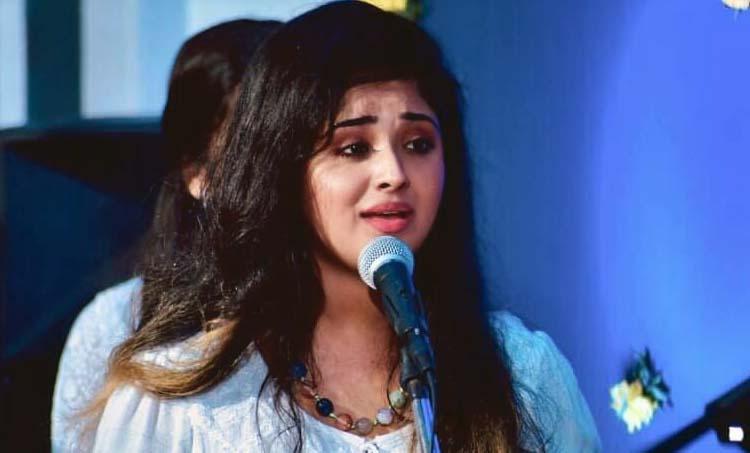 live, live news, facebook live, fb live, madhusree narayan, മധുശ്രീ നാരായണ്, madhusree narayan songs, iemalayalam, indian express malayalam