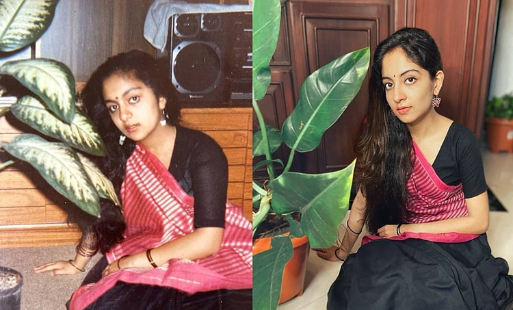 Ishaani Krishna photos, Ishaani krishna, ഇഷാനി കൃഷ്ണ, Krishna Kumar, Ahaana Krishna, Ahaana krishna sisters, Krishnakumar family, Ahaana sisters dance, Krishnakumar family tiktok video, Indian express malayalam, IE Malayalam