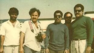 Mohanlal, Sreenivasan, Akkare Akkare Akkare film, Priyadarshan, Akkare Akkare Akkare location photos, മോഹൻലാൽ, ശ്രീനിവാസൻ, Indian express malayalam, IE Malayalam