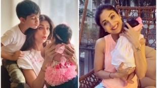 Shilpa Shetty, Shilpa Shtty on miscarriage, Shilpa shetty on kids, Shilpa shetty family photos, ശിൽപ്പ ഷെട്ടി, Indian express malayalam, IE malayalam