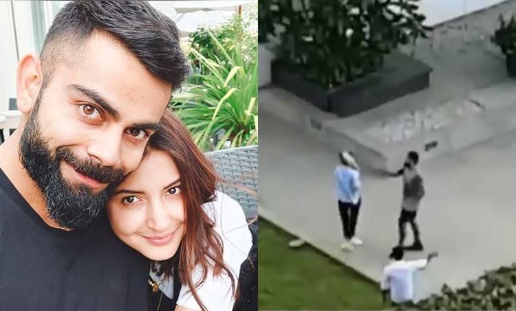 Virat Kohli, Anushka Sharma, ie malayalam