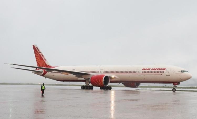 Kerala Evacuation , Air India