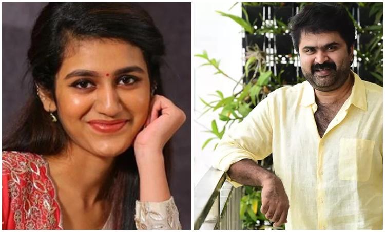 Anoop Menon Priya Warrier VK Prakash movie