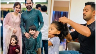 Asif Ali, Asif Ali daughter, Asif ali kids, Asif Ali wife, Asif Ali Zama, Asif Ali family, ആസിഫ് അലി, Indian express malayalam, IE malayalam