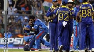 India Srilanka 2011 World Cup Final