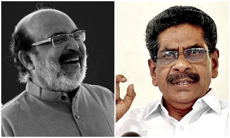 Thomas Isaac, Mullappally Ramachandran, iemalayalam