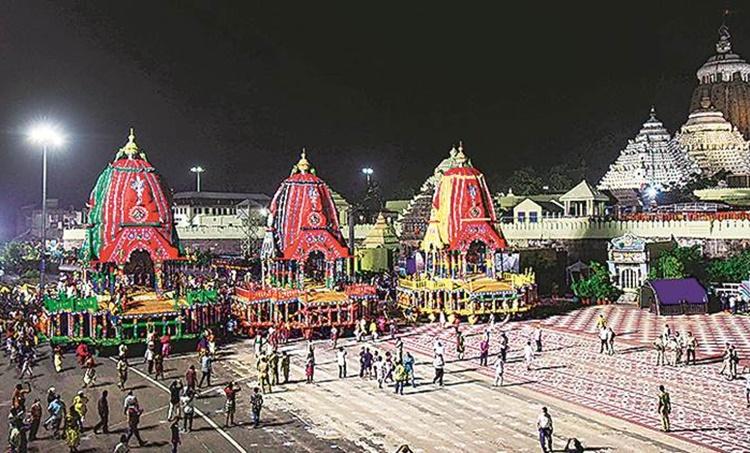 Puri Radh Yatra Odisha