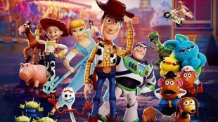 Toy story 4, Toy story 4 in asianet, Toy story 4 premier