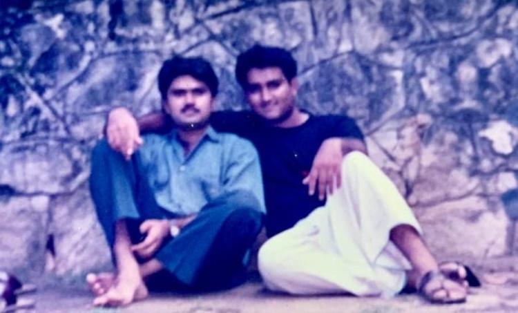 Anoop Menon, Shanker Ramakrishnan , അനൂപ് മേനോൻ, ശങ്കർ രാമകൃഷ്ണൻ, Anoop Menon Shanker Ramakrishnan friendship