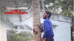 kerala, coronavirus, kerala migrants, kerala covid 19 impact, kerala coconut pluckers, covid 19, indian express corona series, indian express stories of strength