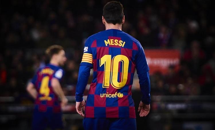 Messi Barca Argentina