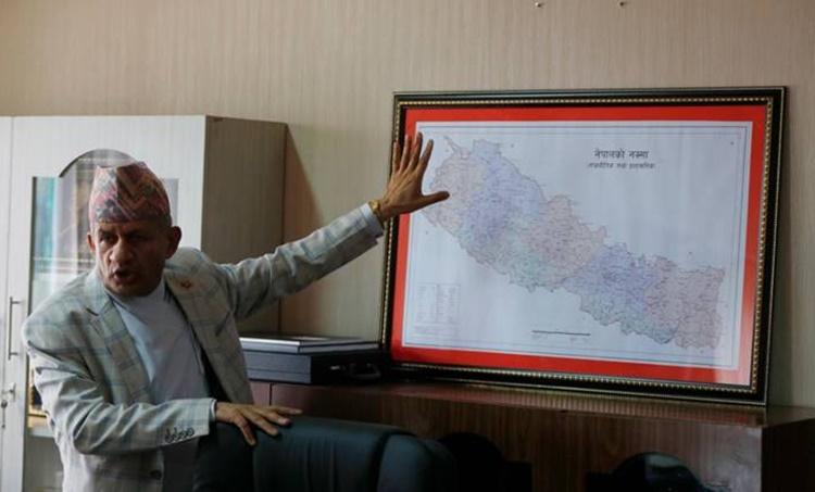 Nepal new map, Nepal map, Nepal map bill, Nepal map bill passed, Nepal Assembly, Nepal Assembly map bill, Nepal Assembly map bill passed, World news, Indian Express