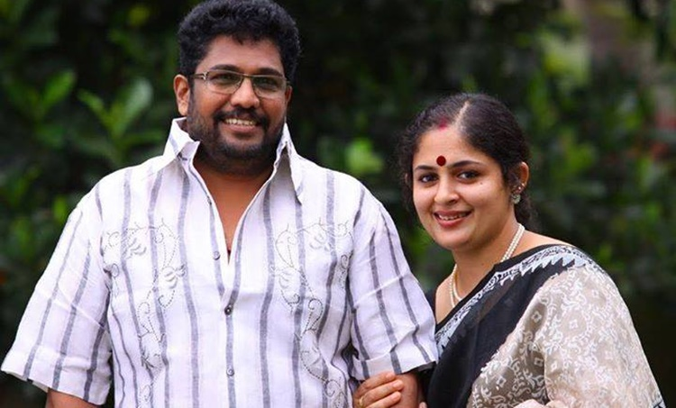 SHAJI KAILAS, Annie actress Shaji Kailas About Aannie On Their wedding anniversary celebrity couple