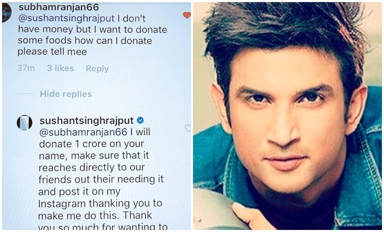 sushant singh rajput donate 1 crore kerala, sushant singh rajput dead. sushant singh rajput suicide
