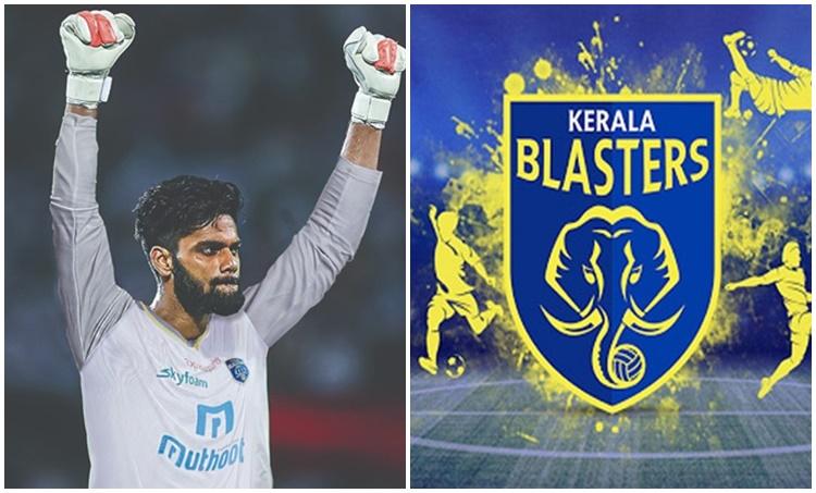 Albino Gomes, ആൽബിനോ ഗോമസ്, Kerala Blasters FC, കേരള ബ്ലാസ്റ്റേഴ്സ് എഫ്സി, new signing, Goal Keeper, ISL, ഐഎസ്എൽ, IE Malayalam, ഐഇ മലയാളം