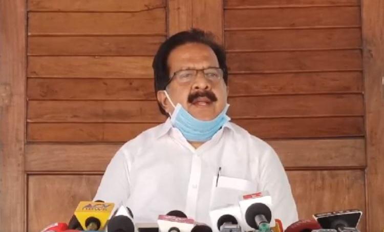Ramesh Chennithala Pinarayi Vijayan