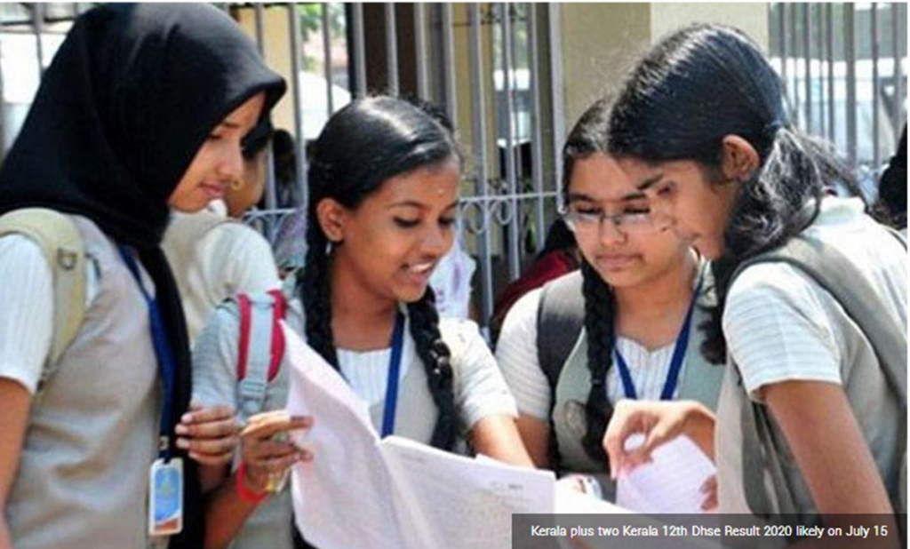Kerala Plus Two Result 2021 Date DHSE Kerala HSE 12th Exam Results