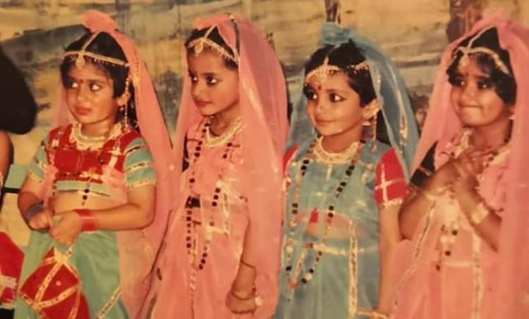 Parvathy, പാർവ്വതി, Parvathy Thiruvoth, പാർവ്വതി തിരുവോത്ത്, Childhood photo