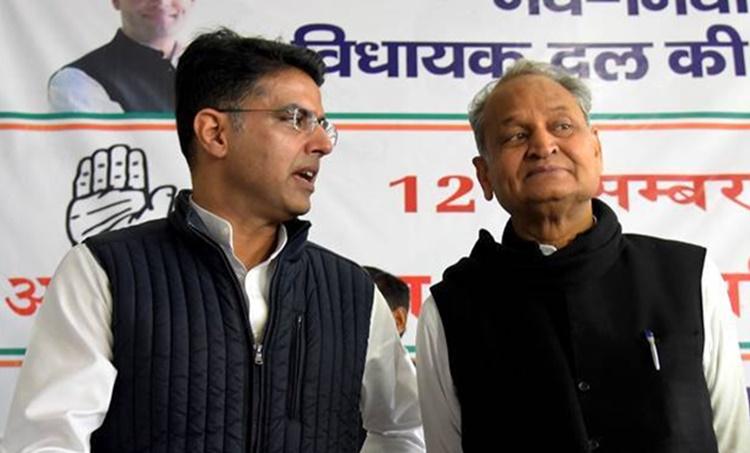 Sachin Pilot Congress Rajastan