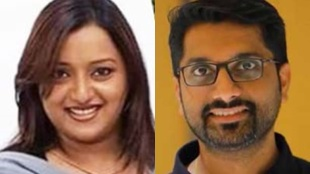 Swapna Suresh and Sarith