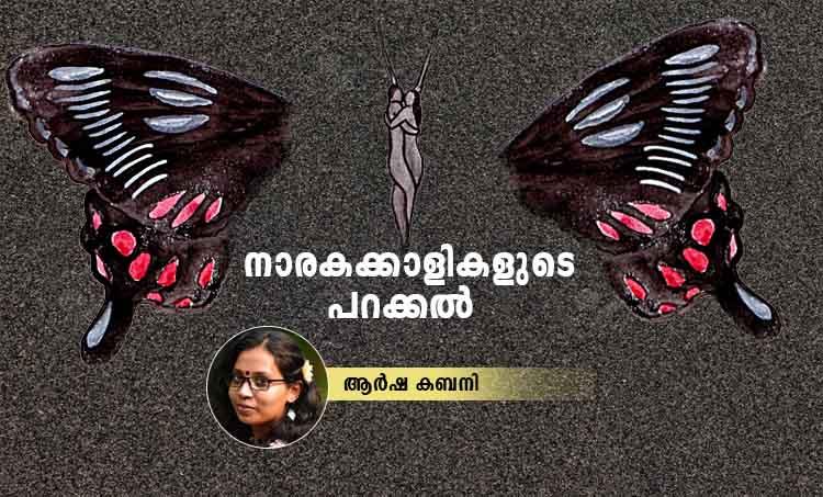 arsha kabani,poem,iemalayalam