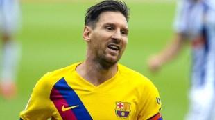 Lionel Messi, ലയണൽ മെസി, Lionel Messi LaLiga, ലാ ലീഗ, Lionel Messi Barcelona, ബാഴ്സലോണ, Barcelona vs Osasuna, Football malayalam news, Sports news malayalam, IE Malayalam, ഐഇ മലയാളം